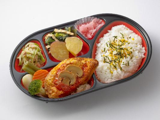 おかずコース+ご飯(140g 235㌍)