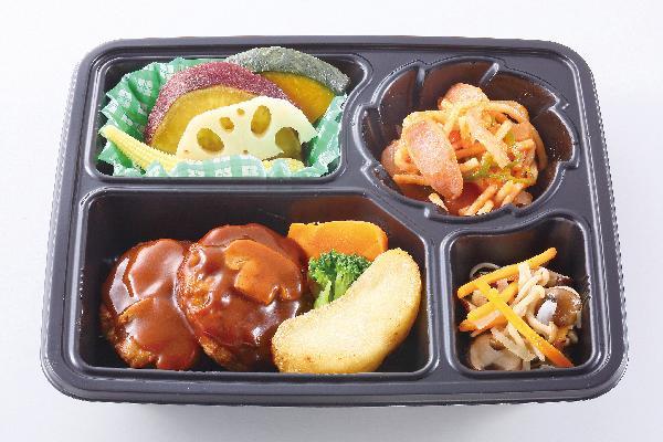 ●土日用、お昼のお食事として、また常備食としてご利用ください。●冷凍おかず1食×2食セット(メニューは毎週日替わり企画となります)を毎週木曜日にお届けします。