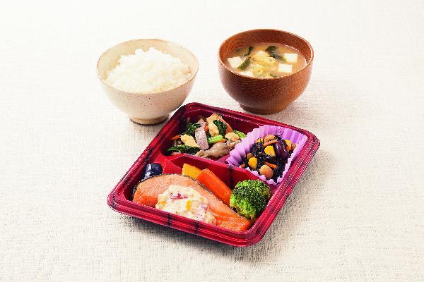 エネルギー塩分調整が必要な方、または、お食事に気を配る方向けのおかずです。