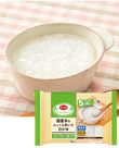 きらきらステップ 国産米をふっくら炊いた白かゆ